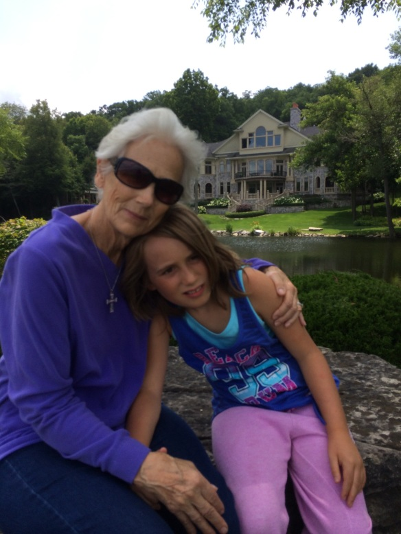 Graciela and her grandmother