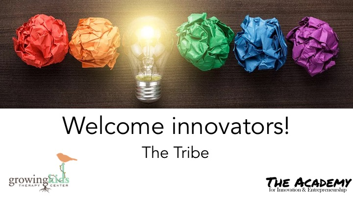Innovation + Inclusion Welcome